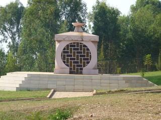 Genozid-Gedenkstätte - Genozid, Völkermord, Afrika, Ruanda, Minderheiten, Hutu, Tutsi, Politik, Sozialkunde