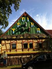 Restaurant Troika - Restaurant, Troika, russisch, Gaststätte, Holz
