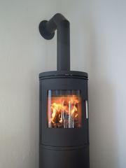 Ofen - Feuer, Ofen, Kaminofen, Wärme, Flamme, Kamin, Holz, Hitze, brennen, lodern, heiß, warm, Verbrennung, Brennstoff, heizen, Chemie