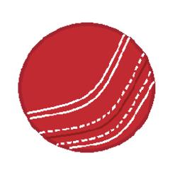 Cricket Ball - Cricket Ball, Wurfball, Ball, Sport, spielen, Spielzeug, Kugel, Körper, Oberfläche, Volumen, Mathematik