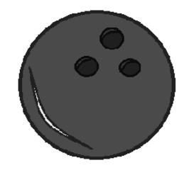 Bowlingkugel, Bowlingball - Bowlingkugel, Kugel, Kegeln, Ball, Sport, spielen, Spielzeug