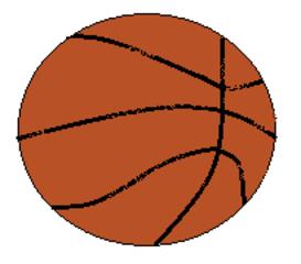 Basketball - Basketball, Wurfball, Lederball, Ball, Sport, spielen, Spielzeug, Kugel, Körper, Oberfläche, Volumen, Mathematik
