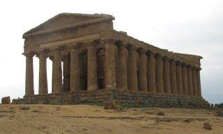 Agrigent - Concordiatempel - Sizilien, Agrigent, Tempel, griechisch, Archäologie