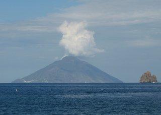 Stromboli - Stromboli, Vulkan, Vulkanismus, Kegel