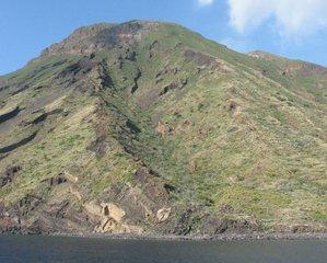 Stromboli - Lavarutsche # 2 - Stromboli, Vulkan, Vulkanismus, Lava, Lavastrom
