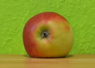 Apfel #1 - Apfel, Blüte, Obst, Kernobst, Ernährung, ernähren, essen