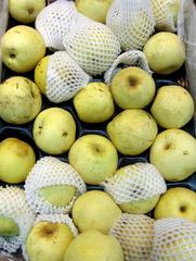 Nashi-Birne - Nashi-Birne, Nashi, Birne, Obst, Frucht, Kernobst