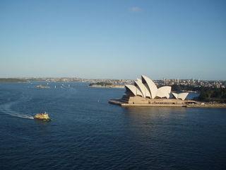 Sydney Opera House - Sydney, Oper, Sydney Opera House, Architektur, Australien