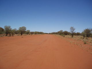 Outback Straße - Australien, Outback
