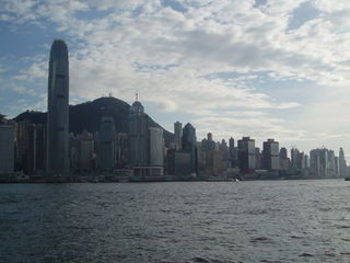 Hong Kong Skyline 1 - Hong Kong, China, Skyline