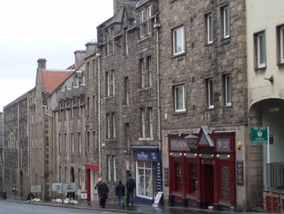 Edinburgh - Royal Mile  - Schottland, Scotland, Edinburgh, Royal Mile