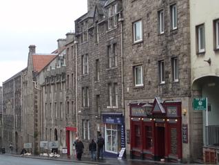 Edinburgh - Royal Mile  - Schottland, Scotland, Edinburgh, Royal Mile