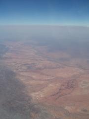 Luftaufnahme Outback - Australien, Outback, Northern Territory, Wüste, Flug