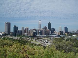 Perth, Westaustralien - Perth, Skyline, Metropole, Westaustralien, Australien, Western Australia