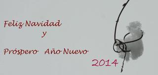 Feliz Navidad - Próspero Año Nuevo 2014 - navidad, feliz, felizidad, Próspero Año Nuevo