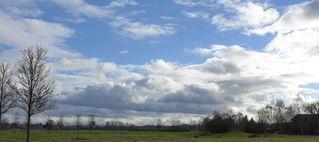 Wolkenformation - Wetter, Himmel, Wolken, Regenwolke, Wolke, Regen, Gewitter