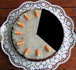 Torte teilen #9 - Kuchen, Torte, Tortenstück, teilen, Teil, Teile, Drittel, Bruchrechnen, rechnen, Bruchteil, Brüche, Bruch, ergänzen, Winkel