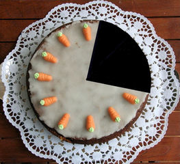 Torte teilen #11 - Kuchen, Torte, Tortenstück, teilen, Teil, Teile, Viertel, Sechstel, Zwölftel, Bruchrechnen, rechnen, Bruchteil, Brüche, Bruch, ergänzen, Winkel