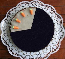 Torte teilen #23 - Kuchen, Torte, Tortenstück, teilen, Teil, Teile, Drittel, Bruchrechnen, rechnen, Bruchteil, Brüche, Bruch, ergänzen, Winkel