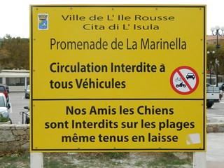 Circulation interdite - Frankreich, civilisation, panneau, Schild, circulation, interdit, plage, chien, verboten, Verkehr, Strand, Hunde