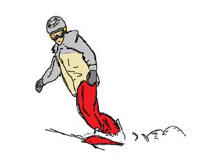 Snowboard fahren - Sportart, Wintersport, fahren, Snowboard, Schnee, Schneebrett, Schneesport, olympisch, Sport, Winter, Eis, kalt
