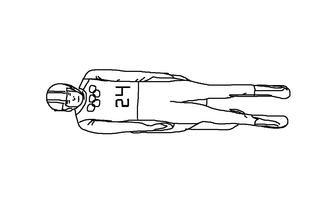 Rennrodeln - Wintersport, Sportart, rodeln, Rodel, Rodler, Schnee, Eis, rutschen, Winter, Rennrodler, rennrodeln, Wintersportart, olympische Disziplin