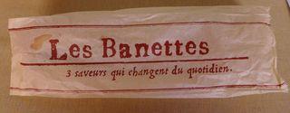 Baguette-Tüte #2 - Frankreich, civilisation, boulangerie, artisan, baguette