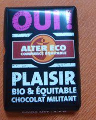 Chocolat équitable - chocolat, bio, équitable, éco, commerce équitable, civilisation