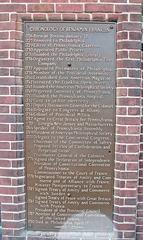 Benjamin Franklin #2 Lebenslauf - Lebenslauf, Chronologie, USA, Philadelphia, Vereinigte Staaten, Drucker, Verleger, Schriftsteller, Naturwissenschaftler, Erfinder, Staatsmann, Amerika, Amerikaner, Ruhestätte, Geschichte, Person, Persönlichkeit, englisch, english