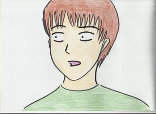 Bild für das Gefühl Nervös - Gefühl, Gefühlsausdruck, Gesichtsausdruck, Emotion, Empfindung, Stimmung, Gespür, empfinden, Gemütsbewegung, nervös, unsicher, nervous, Gefühl