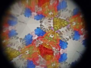 Kaleidoskop #2 - Kaleidoskop, Symmetrie, Muster, Form, symmetrisch, Optik, optisch, Spiegel, Glas, bunt