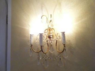 Wandleuchte - Lampe, Leuchte, Licht, Luminaire, Wandleuchte, Leuchtmittel, Lichtstrom, Reflexion