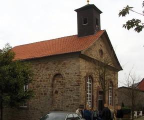 Waldenserkirche Gewissenruh #1 - Waldenser, Hugenotten, Protestantismus, Kirche, Glaubensflüchtlinge