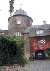 Dornröschenschloss Sababurg #2 - Burg, Jagdschloss, Ruine, Schloss, Märchenschloss, Brüder Grimm, Dornröschen, Märchenstraße, Reinhardswald