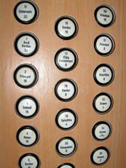 Michaeliskirche Hildesheim Orgel #2 - Orgel, Kirchenorgel, Register, Kirche, Spieltisch