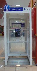 Telefonkabine - teléfono, Telefonkabine, Kuba