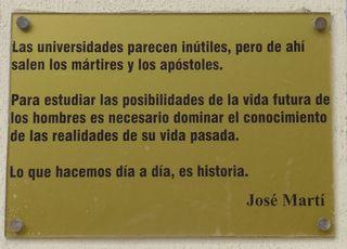 Zitat von José Martí - Jose Marti, Zitat, historia, martires, apostoles