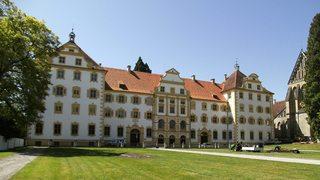 Schloss Salem - Schloss Salem, Internat, Internatschule, Privatschule, Reichsabtei, Kloster, Zisterzienser, Bodenseekreis