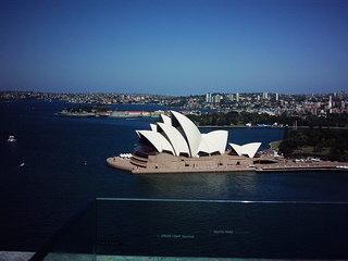 Die Oper von Sydney - Australien, Sydney, Gebäude, Oper, Musik, Hafen