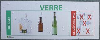 Triage de déchets #05 - Mülltonne, Mülltrennung, emballage, recycler, bac, recyclage, tri, trier, triage, déchets, verre, plastique, papiers, poubelle, décharge, ordures ménagères