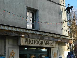 photographe - Frankreich, photographe, Fotograf, magasin, Schild, panneau