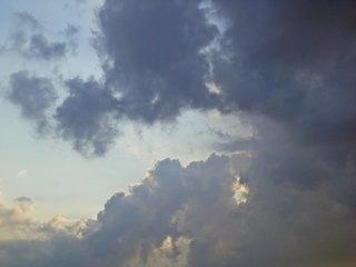 Gewitterwolke - Gewitter, Wolke, dunkel, Wetter, schwarz, Gewitterwolke, Wettererscheinung, Himmel, Luft, Atmosphäre, Cumulonimbus