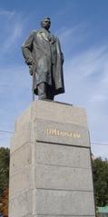 Denkmal für M. Gorki - Schriftsteller, Russland, Gorki, Denkmal