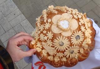 Begrüßung mit Brot und Salz (Russland) - Tradition, Brauch, Sitte, Brot, Salz, Russland