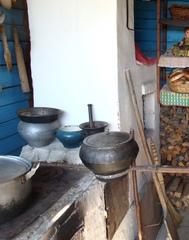 offene Küche der Kosaken - Russland, Küche, Kosaken, kochen, Tradition, Brauch