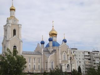 russisch-orthodoxe Kirche in Rostow am Don (Russland) - Kirche, Gebäude, Sakralbauten, Architektur, orthodox, Russland, Rostow am Don, Religion