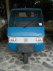 Ape - Ape, Auto, Lieferwagen, Transport, Italien, Piaggio, Vespa