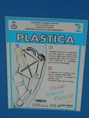 plastica - Italien, recyclen, riciclare, plastica, Plaste, Plastik