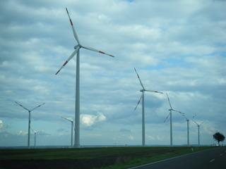 Windpark - Windpark, Windkraftanlage, Windenergie, regenerative Energie, onshore, Stromnetz, Rotorblätter, Generator, Ostholstein, Elektrizität, Strom, Kraftwerk, Windkraftwerk