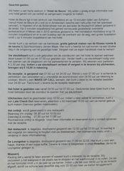 Hotelinformationen #1 - Hotel, Hotelinformation, Information, voorlichting, hotel